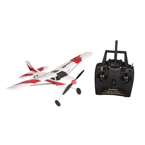Image 5 - VOLANTEX V761 1 2.4Ghz 3CH Mini Trainstar 6 Axis Remote Control RC Airplane Fixed Wing Drone Plane RTF for Kids Gift Present