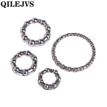 QILEJVS Bicycle Headset Steel Balls Bowl Group Set Frame Front Fork Rear Pearl Retainers Headset Steel Balls(China)