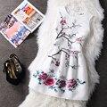2016 mulheres verão uma linha dress impresso do vintage sexy sem mangas vestidos de festa vestido de festa roupas femininas jacquard sxdrs96