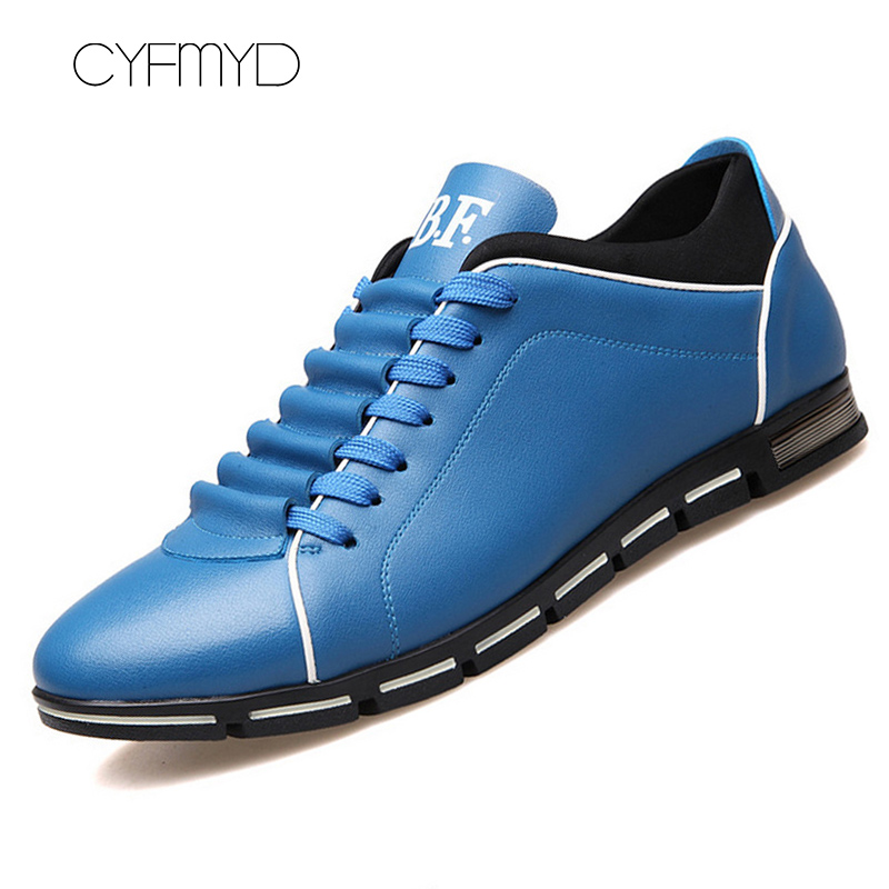 Image 4 - Superstar shoes men 2019 new arrival artificial leather shoes solid 5 colors rubber derby shoes man sneakers large size 39 48-in Formal Shoes from Shoes