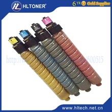 Mpc3001 mpc3501 copiadora cartucho de toner compatible ricoh aficio mp mp c3001 c3501 cian magenta amarillo negro 4 unids/lote