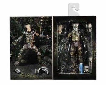 Predators Jungle Hunter Neca Action Figure Collectible Model Toy 21cm