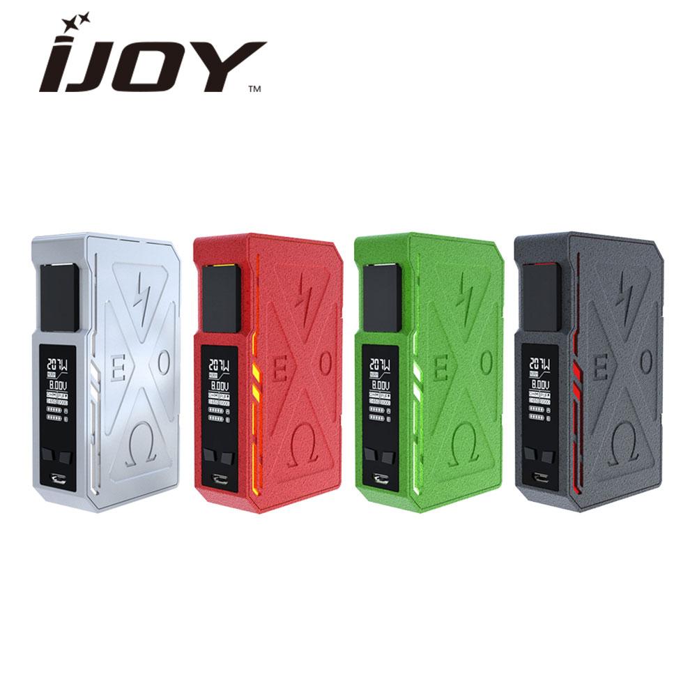 цена Original 207W IJOY EXO PD270 20700 TC Box MOD E Cigarette Battery Mod No 18650 / 20700 Battery Vape Mod Vs Captain PD1865