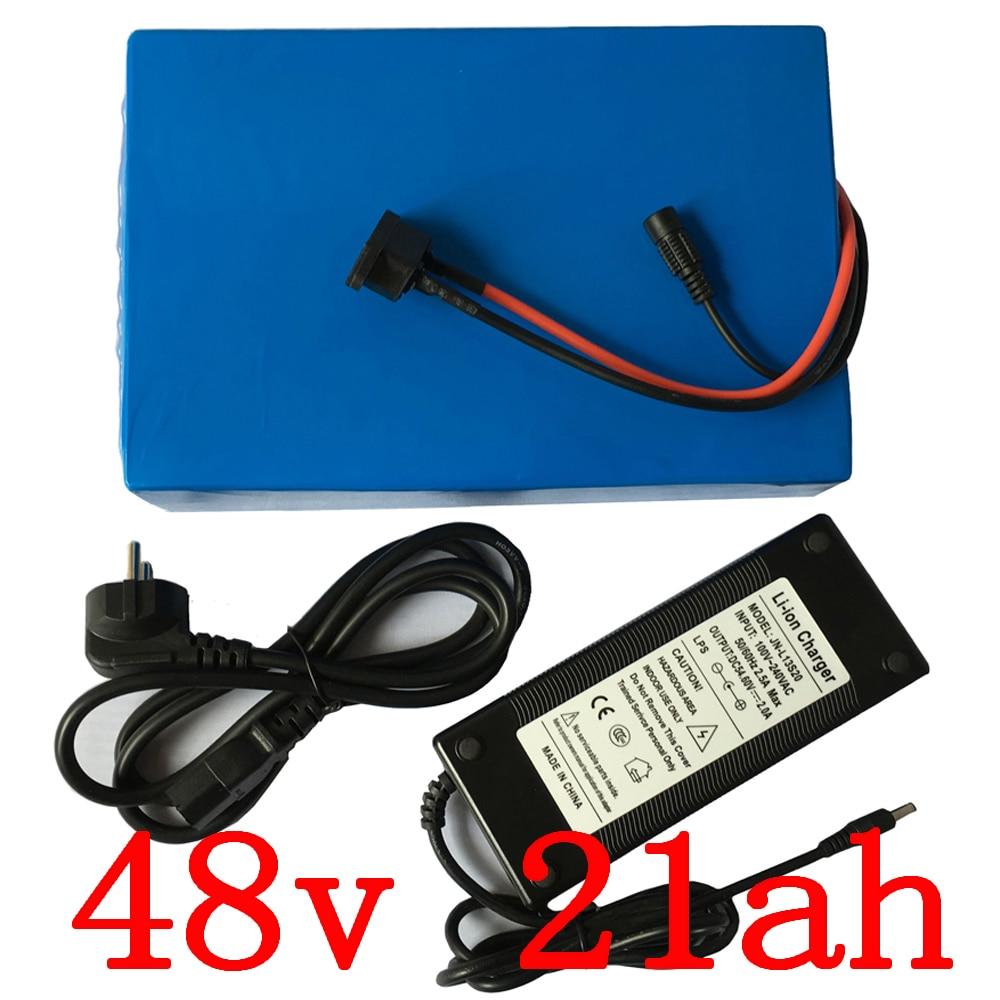 48V batería de bicicleta eléctrica 1000w batería de 48v 48V 20Ah - Ciclismo