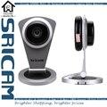 Sricam ip casa inteligente câmera wi-fi hd ir slot para cartão sd 128g Câmera IP sem fio 720 P P2P Para iOS Android PC Mini Monitor Do Bebê