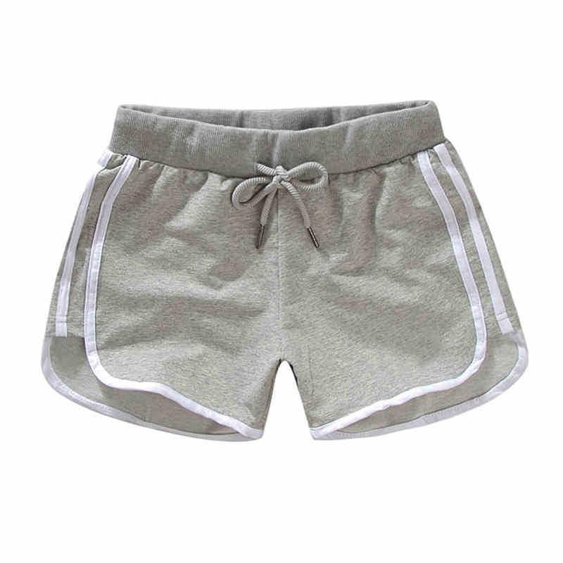 Pantalones cortos deporte mujer for Gimnasio 6 y 45