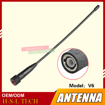 Walkie Talkie Rubber Antenna 144/430Mhz BNC Two Way Radio Antenna For Icom Marantz Kenwood TH-22AT TK-208 TH-28A TK-308 TH-48A th 49lfv8w