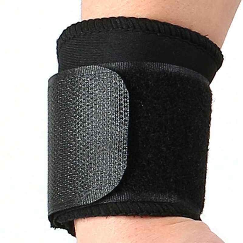 1 шт фиксатор запястья защита для колена Регулируемая Обучение повязка на запястье для упражнений наручные Бинт Эластичный Напульсник артрит
