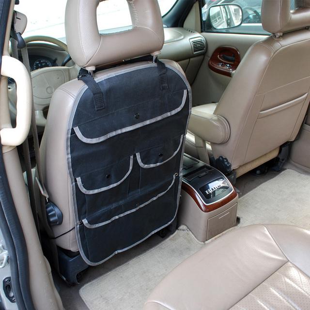 Premium Non-Woven Car Seat Organiser