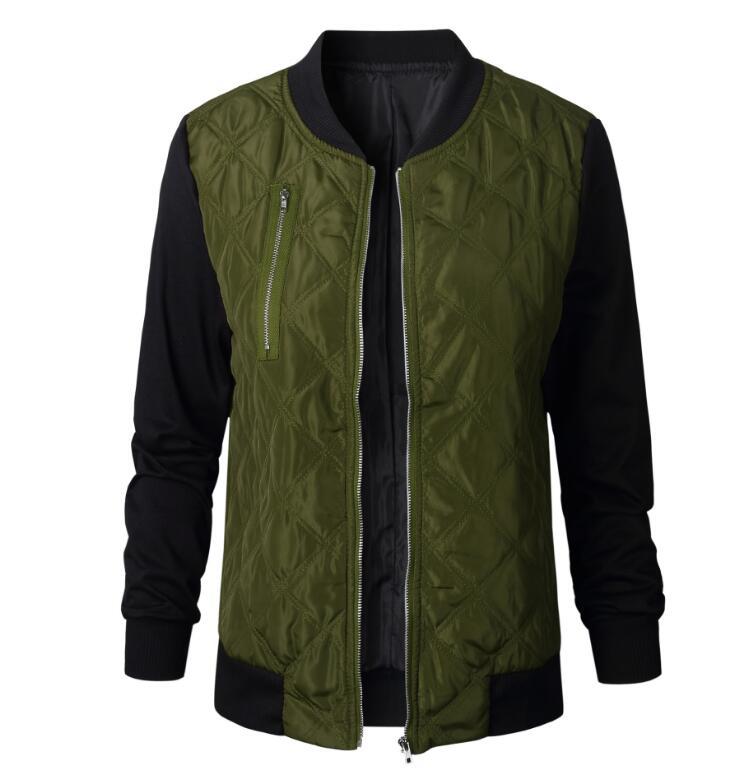 2018 New Jacket Coat Fashion Autumn Basic Jackets Baseball Bomber Jacket Women Spring Cothes Coats For Women Jacket Coat