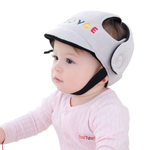 Baby head protector Safety protective helmet  Infant protection for walking learning Children cap Toddler