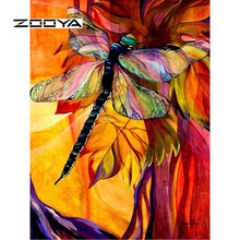 ZOOYA 5D DIY Diamond Painting kit Full Round Picture Embroidery Animal Sale Set Mosaic Decor Gift RF1754