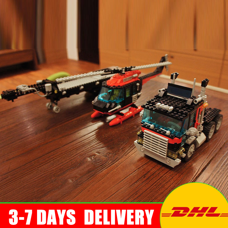 Lepin 21016 Genuine Technic Series The Turbine Super Truck Set Children Educational Building Blocks Bricks Toys Compatible 5590 compatible city lepin 02005 889pcs the volcano exploration base 02005 building blocks policeman educational toys for children