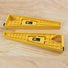1 компл.. ящик установка джиг Деревообработка ящик слайд монтажный инструмент шкаф установка джиг