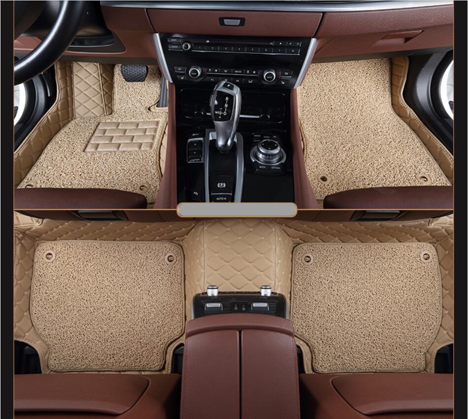 with lexus floor products stitching diamond gold mats premium black