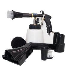 Regulador de aire Z 020 de alta calidad, adaptador de vacío combinado de pistola tornado, tubo bearring, 2 en 1, clearn y vacuun