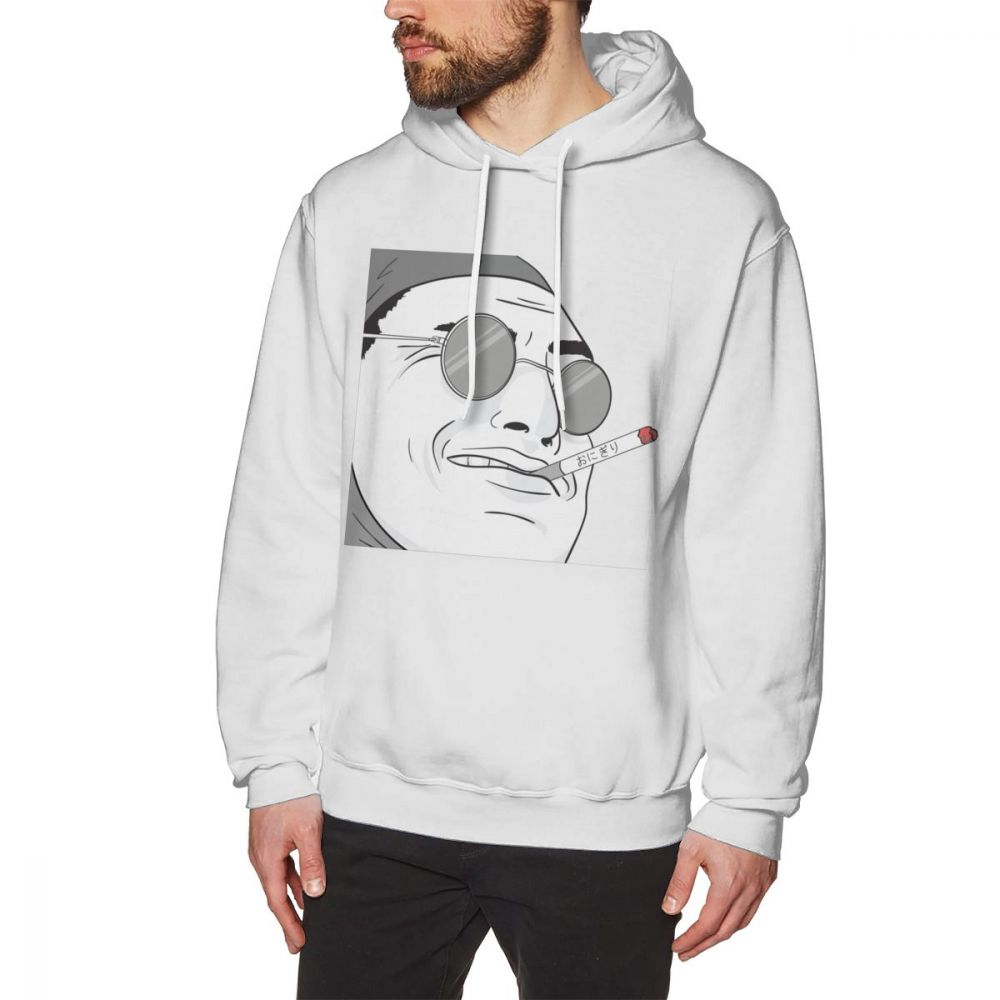 0ecfb296e Awesome Smoking Filthy Frank Hoodies Sweatshirt Unisex Stylish 100% Cotton  Pink Guy Hoodie