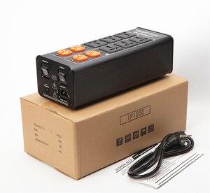 Image 5 - 2018/TP1000 חדש high end אודיו רעש מסנן, 3000 W AC מזגן כוח, כוח מסנן, כוח מטהר LED מתח תצוגה