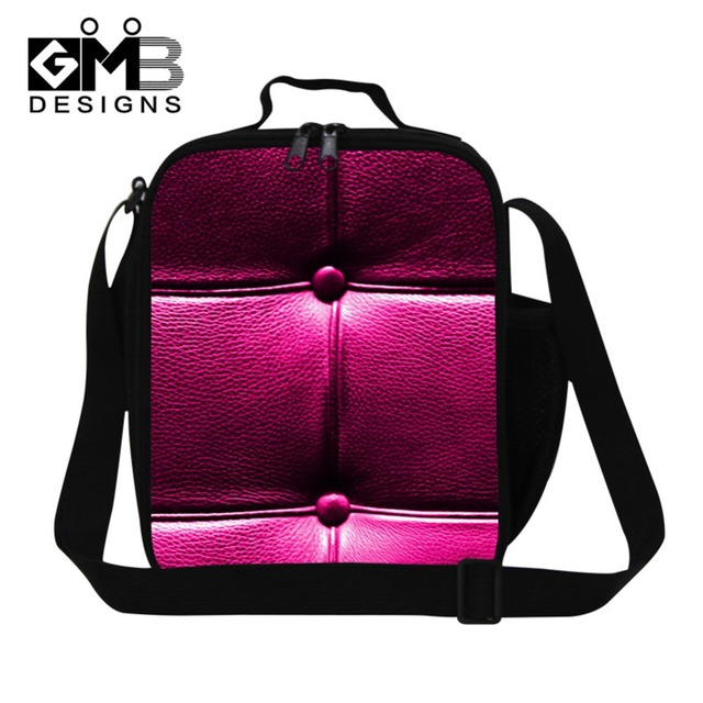 Stylish Lunch Cooler Bag For Work Cute Women Container Mens Reusalbe