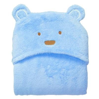 Детское одеяло с мишками для новорожденных, супер мягкий плащи для пеленания, 96x76 см, детский Пеленальный костюм, пеленка, спальный плюш - Цвет: 8