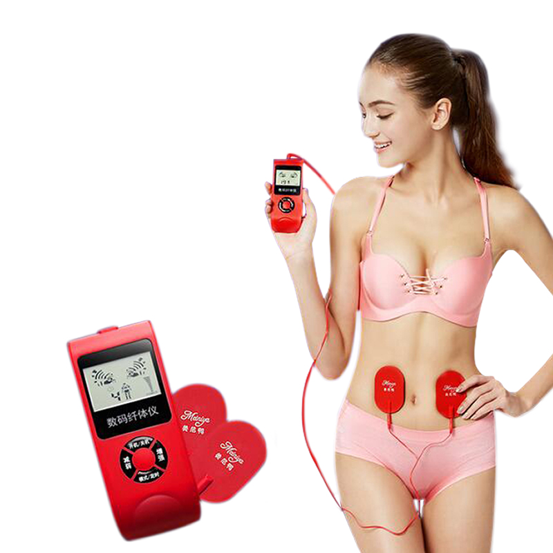 Healthsweet  Electric Body Slimming Slim Machine USB Charging Rejection Fat Vibration Slimming Instrument Massage Weight Loss