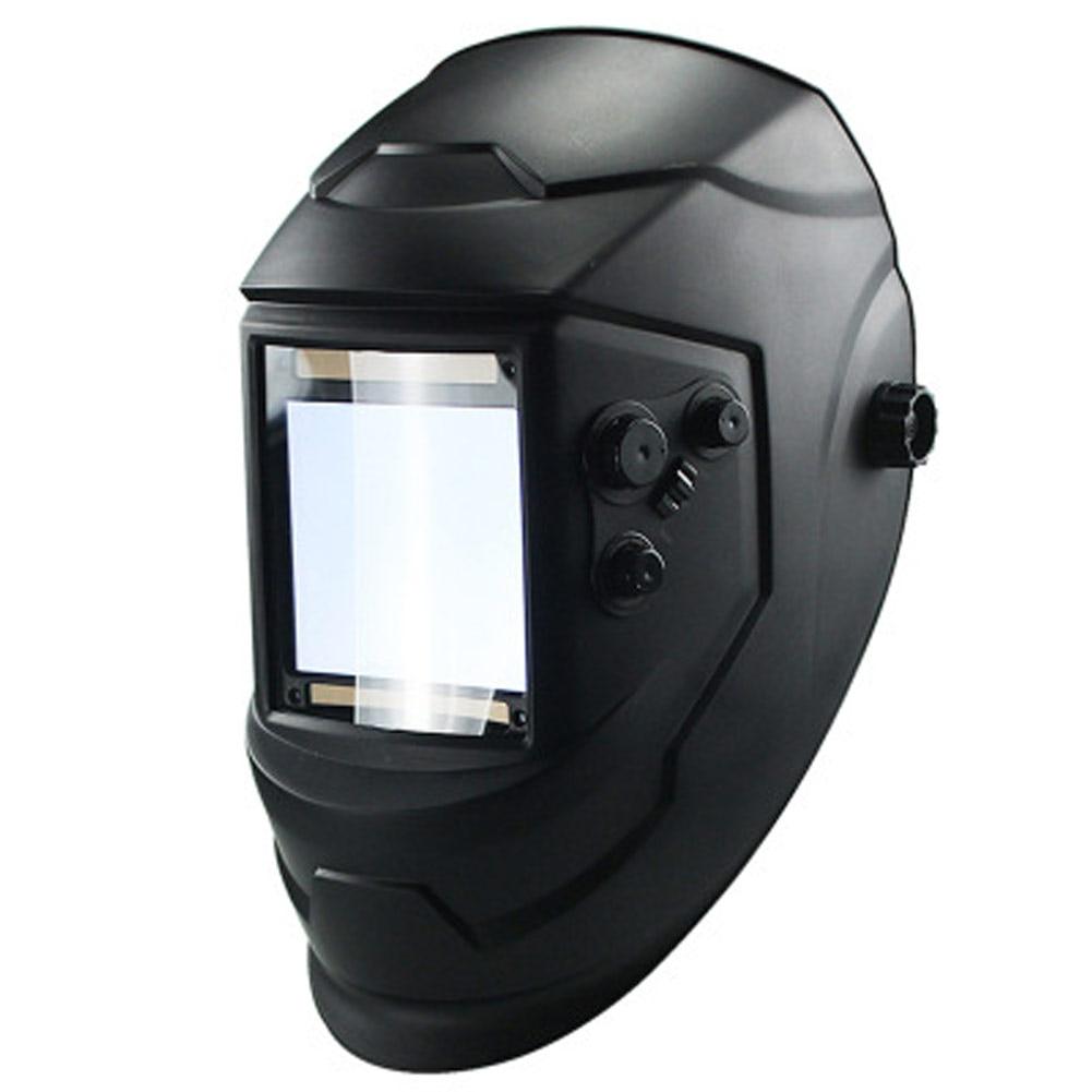 Solar Auto Darkening Welding Mask Welder Hood Helmet For Mig Tig Arc Welder Helmet Goggles Light Filter Welder's  Protection