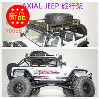 SCX10 JEEP Axial 90035 90028 90047 Top Frame Luggage Rack Luggage Frame Modified Shelves