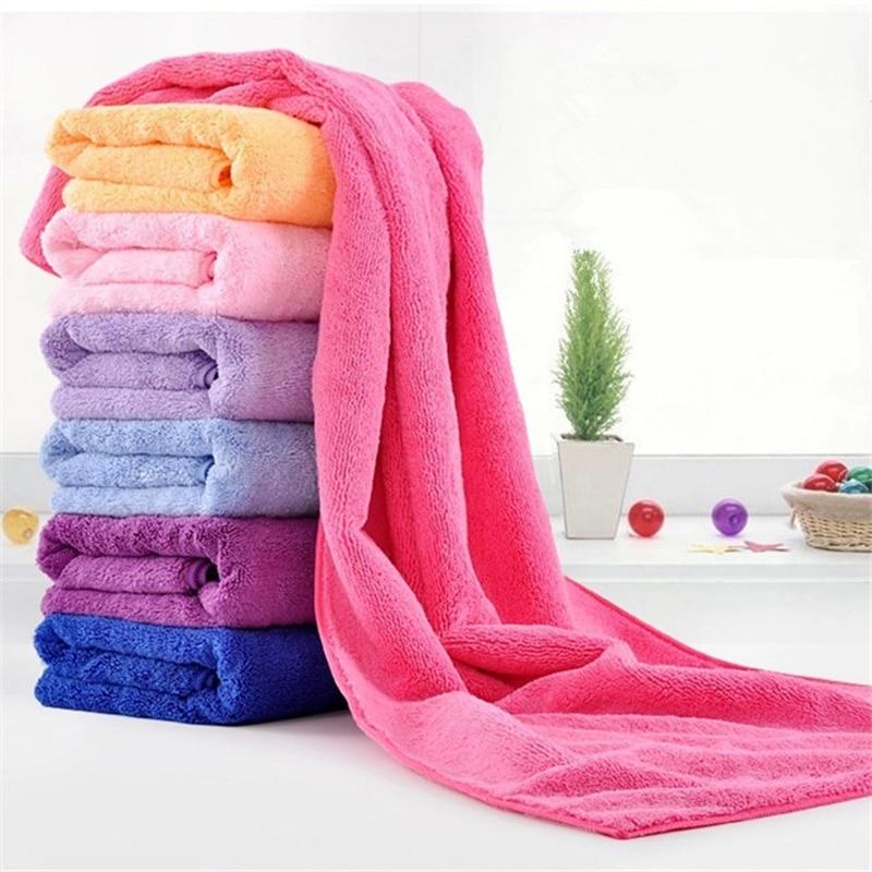 Free Shipping Durable Fast Drying Bath Towel Travel Gym Camping Sport super absorbent microfiber towel 70x140cm Bath Beach Towel
