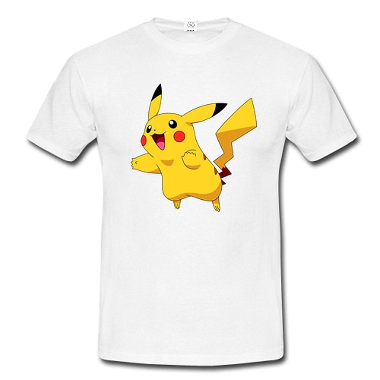 Design your own t shirt las vegas - Design Your Own Shirt Pokemon Pikachu Custom Design Mens Cotton T Shirt Tee By Meil