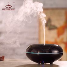 GX Diffuser Changing Color Aromatherapy Air Humidifier Ultrasonic Essential Oil Aroma Diffuser LED Mist Maker For Home Appliance недорого