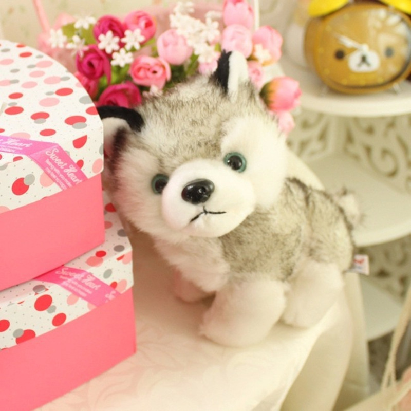 Aliexpress buy free shipping 1 pcs cute husky plush toy aliexpress buy free shipping 1 pcs cute husky plush toy stuffed cartoon animal doll easter gifts birthday gifts from reliable birthday gift suppliers negle Gallery