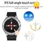 Vente chaude montre Intelligente 3G montre pour hommes WiFi GPS SmartWatch MTK 6580 calories 2.0MP Caméra Podomètre Fréquence Cardiaque phonewatch - 6
