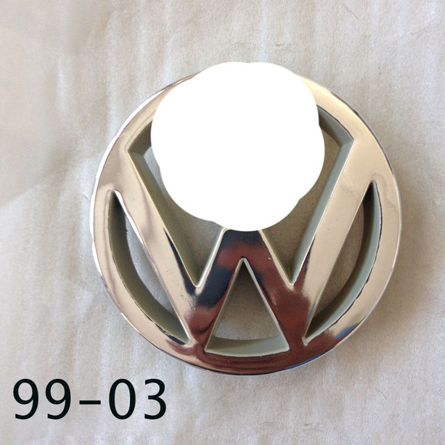 1pcs Car Styling The Logo In Front Of The Car For Newold Volkswagen