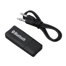 AZGIANT Mini 3.5MM Jack AUX Audio MP3 Music Bluetooth Receiver Car Kit Wireless Handsfree Speaker Headphone Adapter(China)