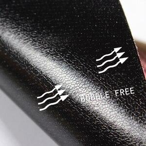 Image 5 - AuMoHall feuille dautocollant en vinyle, en Fiber de carbone, caméléon, feuille de voiture, 30cm x 152cm, pellicule de Film, stylisme dintérieur de voiture