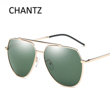 Classic Piloto gafas de Sol Polarizadas Mujeres Hombres 2017 de la Marca de Conducción Gafas de sol UV400 Marco De Aleación de gafas de Sol de Espejo Gafas De Sol Hombre