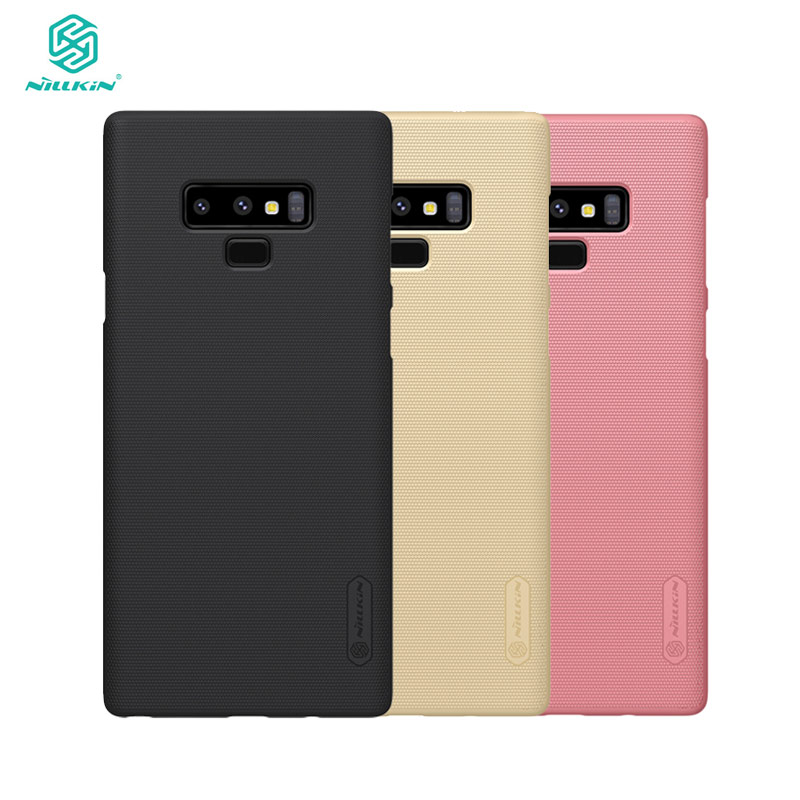 Aliexpress.com : Buy Nillkin Case For Samsung Galaxy Note 9 / Note9 Frosted Shield Hard Back
