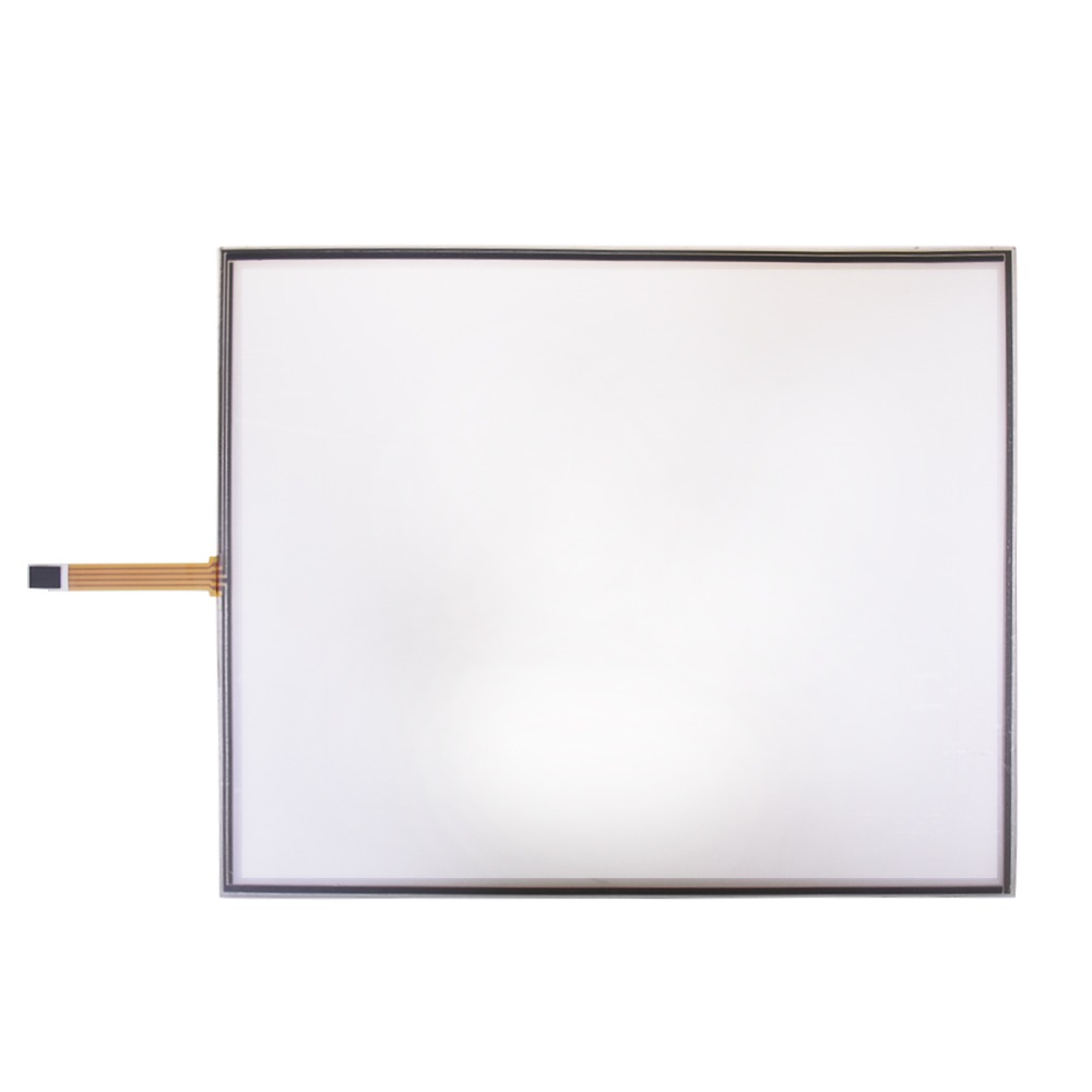 New 17 Inch for 288mmx355mm 355mm*288mm Resistive Touch Screen Panel + 4 Wire USB Kit new 10 4 inch 4 wire resistive cable interface 5 mm handwritten touch screen panel 225 173 free shipping