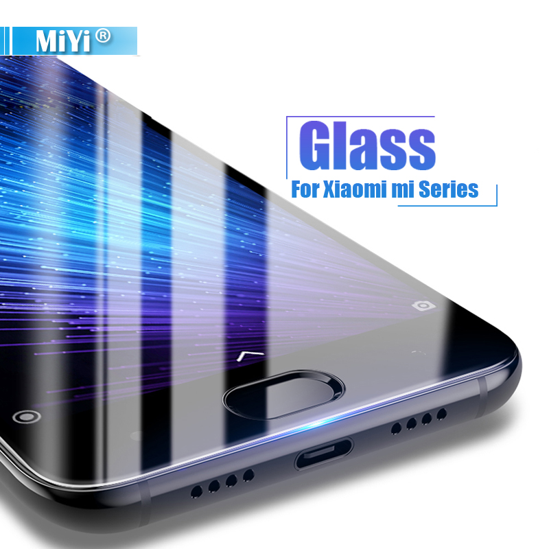 Full Cover For Xiaomi Mi5 s Screen Protector Tempered Glass For Xiomi xiami xaomi mi5 mi5s Plus Protective Glass Film Guard Case