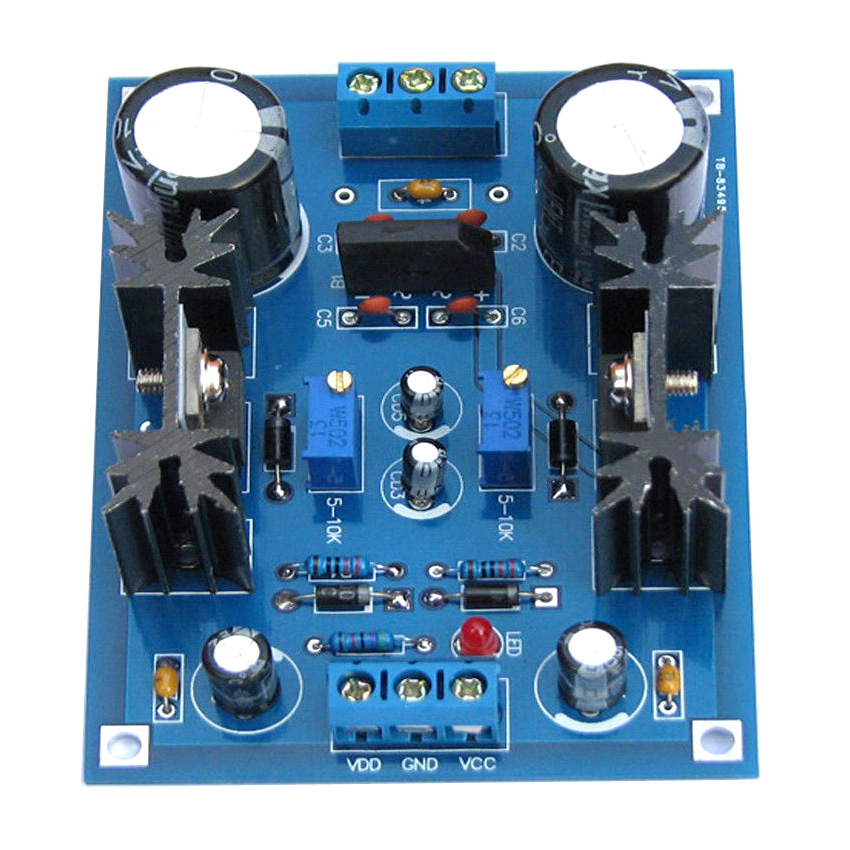 Linear power supply (4)