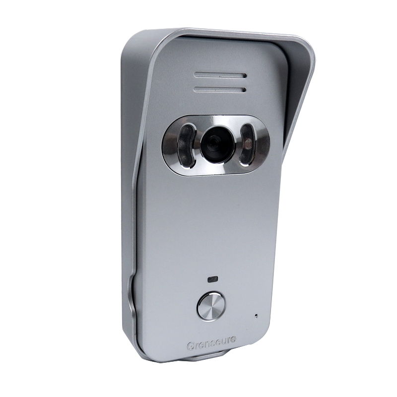 FREE SHIPPING Wired 9 inch TFT LCD Video Door phone Intercom System With 2 Touch Monitor + Night Vision Outdoor Camera IN STOCK