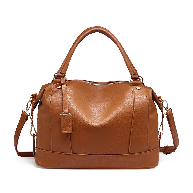 2017 Fashion PU Leather Women Tote Bag New Ladies Famous Brand Handbags Hot Sale Casual Big Shoulder Messenger Bags Sac A Main. hot sale corocdile pu leather handbags bag fashion women handbags tote fashion women shoulder bags fashion ladies tote bolsas