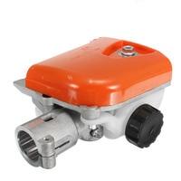 FGHGF High Quality Orange Universal 26mm 9 Spline Pole Saw Tree Cutter Chainsaw Gear Head Gearbox