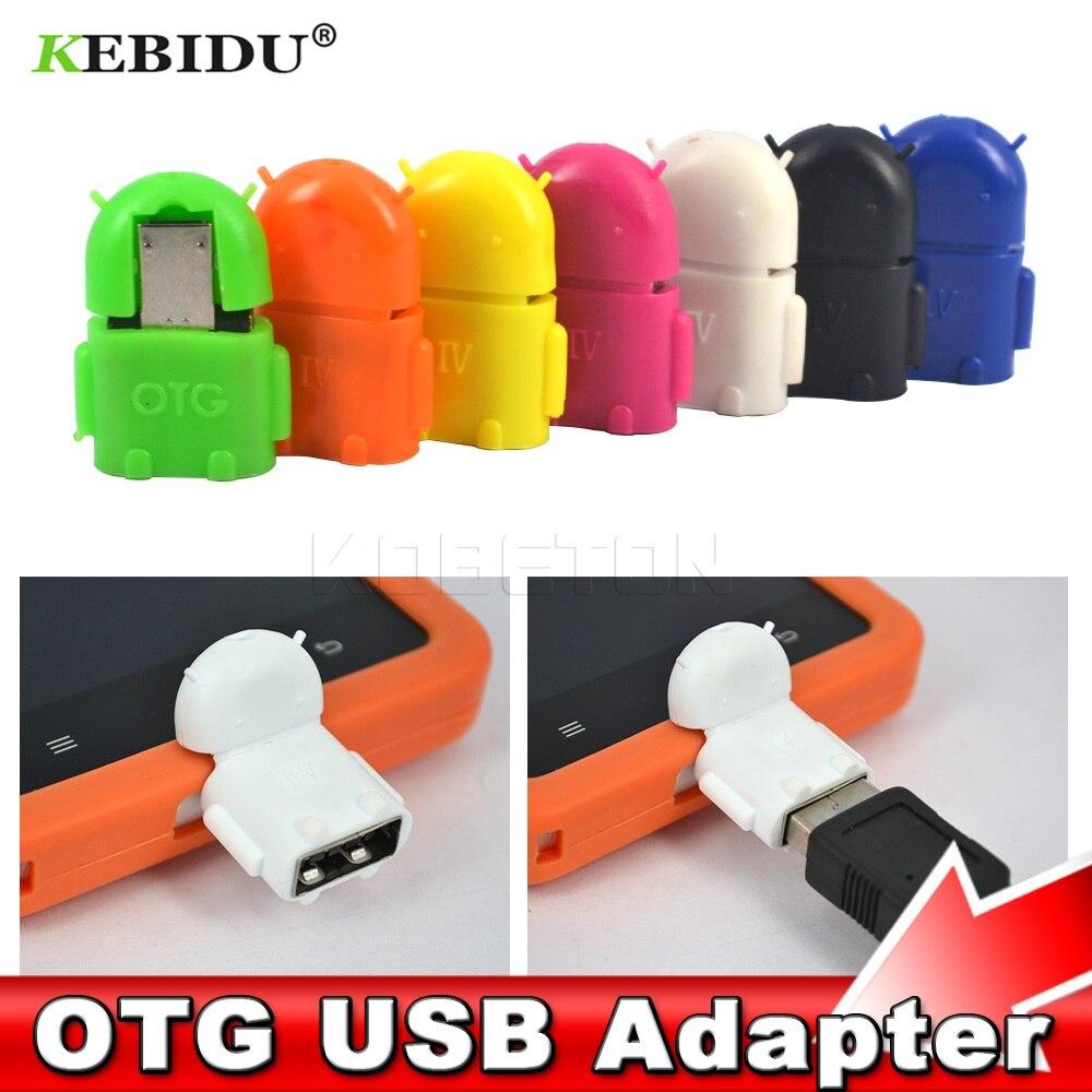 AnalíTico Kebidu Micro Usb Mini Otg Adaptador Convertidor Cable Para Tablet Pc Para Android Sincronización De Datos Al Teclado De Disco Flash Alimentando Los RiñOnes Aliviando El Reumatismo