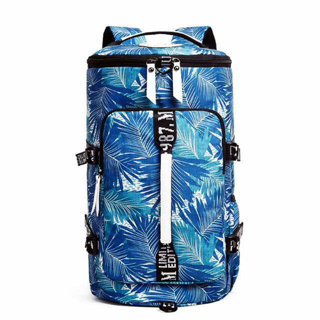 Waterproof Oxford Women Gym Bag Girl Large Capacity Outdoor Sport Bag Men  Notebook Travel Crossbody Bag New Luggage Backpack 1a7f5d52bd11e