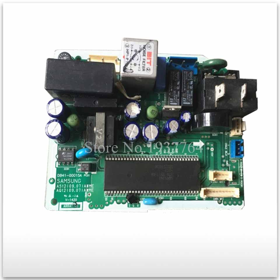 95% new for Air conditioning computer board circuit board DB41-00015A DB93-01569E A DB41-00090A board good working цена