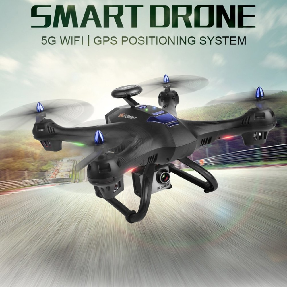 X183S RC Drone with 1080P 5G Camera Headless Mode Altitude Hold One Key Return Mini Remote Control GPS Quadrocopter