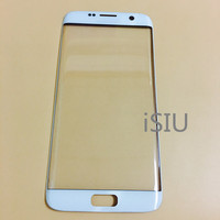 ISIU Mobile Phone Touch Screen Panel For Samsung Galaxy S7 Edge Touch Glass Black White Gold
