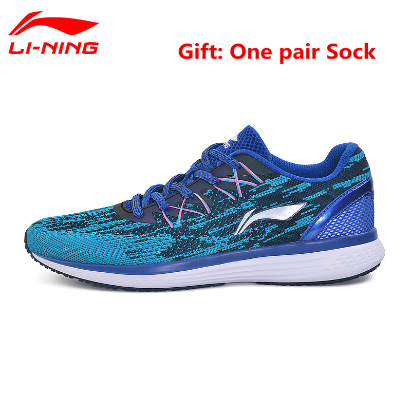 Li-ning 2017 nueva men running shoes athletic zapatilla de deporte al aire libre