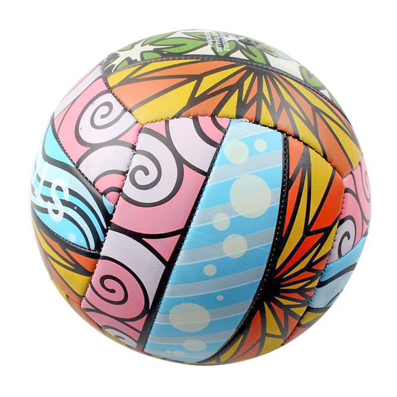 Volleyball Ball Soft Touch Volleyball Ball Volley Game Training Ball Indoor Training Official Size 5